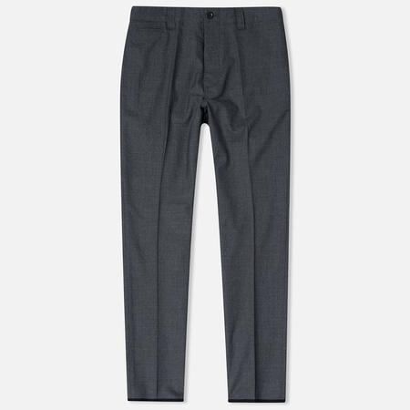 Мужские брюки Nanamica Club Heather Grey