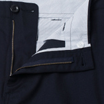 Мужские брюки Nanamica Club Navy фото- 1