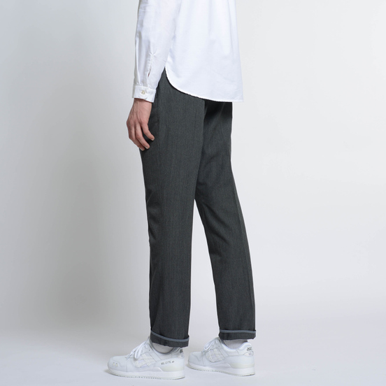 Мужские брюки Nanamica Club Stretch Heather Grey
