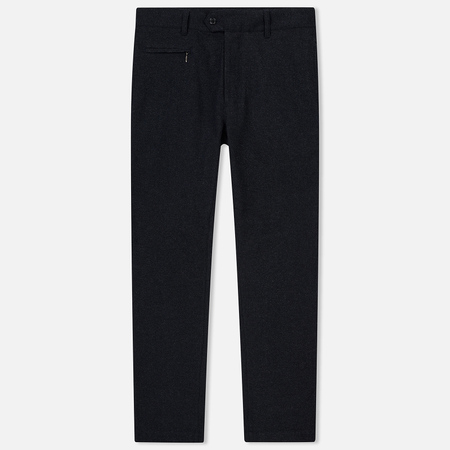 Мужские брюки Nanamica Club Wool Navy