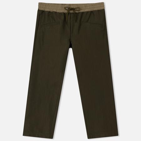 Мужские брюки Nanamica Coach Khaki