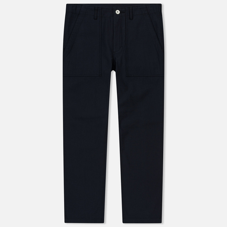Мужские брюки Nanamica Dock Cotton/Nylon Navy