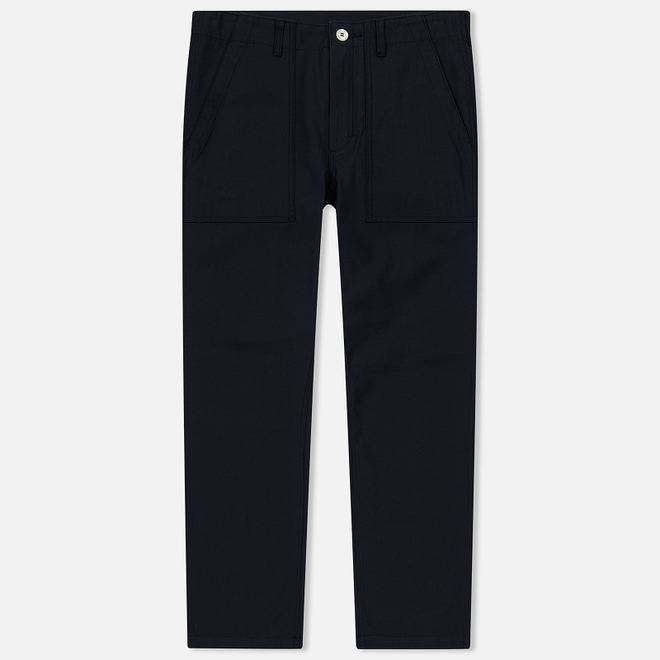 Мужские брюки Nanamica Dock Cotton/Nylon Navy