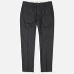 Мужские брюки Nanamica Stretch Wool Grey фото- 0