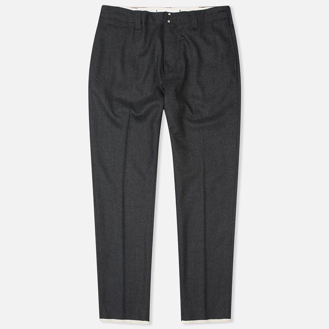 Мужские брюки Nanamica Stretch Wool Grey