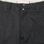 Мужские брюки Nanamica Stretch Wool Grey фото- 2