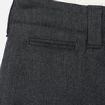 Мужские брюки Nanamica Stretch Wool Grey фото- 3