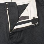 Мужские брюки Nanamica Stretch Wool Grey фото- 4