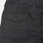 Мужские брюки Nanamica Stretch Wool Grey фото- 1
