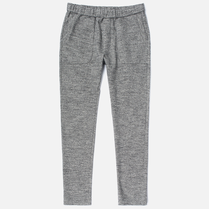 Мужские брюки Nanamica Sweat Heather Charcoal
