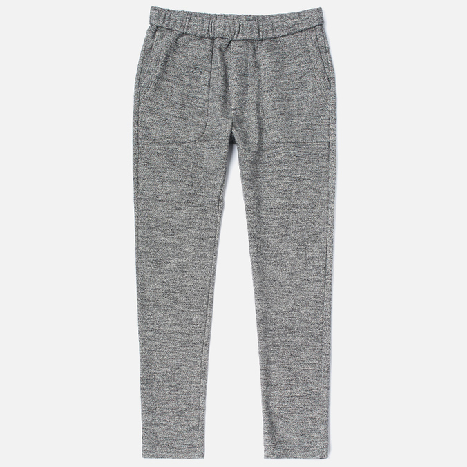 Nanamica Sweat Heather Men's Trousers Charcoal