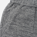 Nanamica Sweat Heather Men's Trousers Charcoal photo- 1