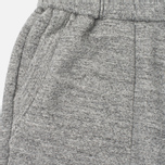 Мужские брюки Nanamica Sweat Heather Grey фото- 1