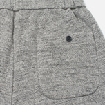 Nanamica Sweat Men's Trousers Heather Grey photo- 3
