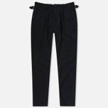 Nanamica Tapered Men's Trousers Black photo- 0