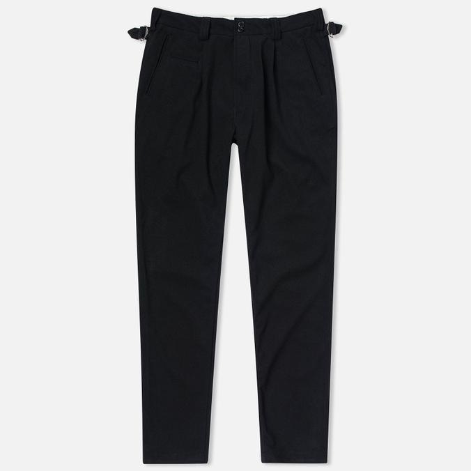 Nanamica Tapered Men's Trousers Black