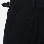 Nanamica Tapered Men's Trousers Black photo- 2