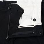 Nanamica Tapered Men's Trousers Black photo- 1