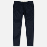 Nanamica Tapered Chino Men's Trousers Navy photo- 0