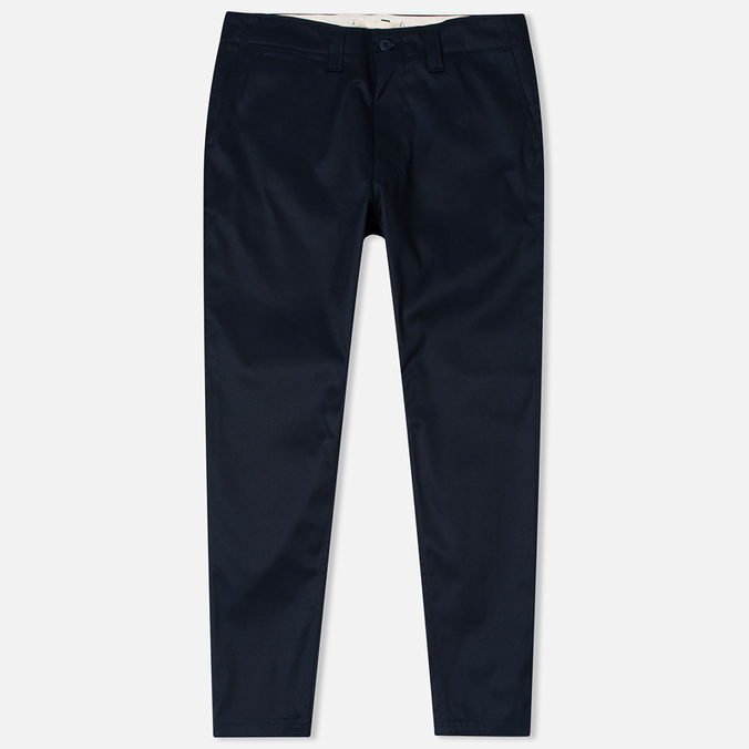 Nanamica Tapered Chino Men's Trousers Navy