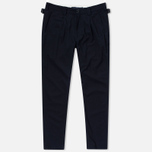 Nanamica Tapered Men's Trousers Navy photo- 0