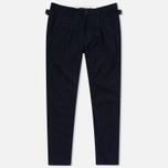 Мужские брюки Nanamica Tapered Navy фото- 0