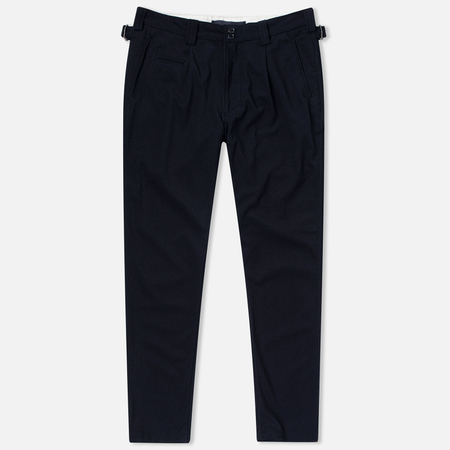Nanamica Tapered Men's Trousers Navy