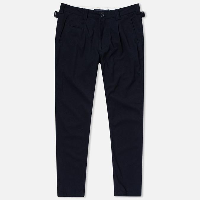 Мужские брюки Nanamica Tapered Navy