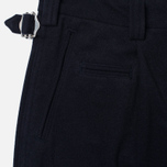 Nanamica Tapered Men's Trousers Navy photo- 2