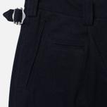 Мужские брюки Nanamica Tapered Navy фото- 2