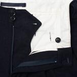 Мужские брюки Nanamica Tapered Navy фото- 1
