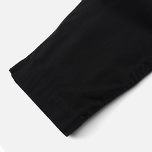 Мужские брюки Nanamica Wide Chino Cotton/Polyester Black фото- 5