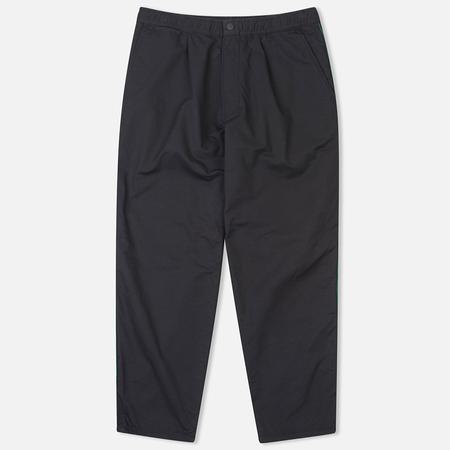 Мужские брюки Nanamica Wide Navy/Green