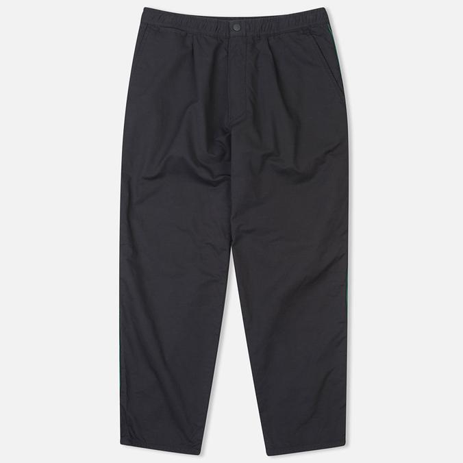 Nanamica Wide Men`s Trousers Navy/Green