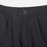 Nanamica Wide Men`s Trousers Navy/Green photo- 2
