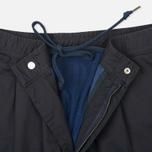 Nanamica Wide Men`s Trousers Navy/Green photo- 4