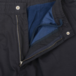 Nanamica Wide Men`s Trousers Navy/Green photo- 3