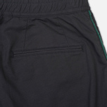 Nanamica Wide Men`s Trousers Navy/Green photo- 6