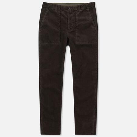 Мужские брюки Nanamica Work Khaki