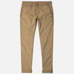 Napapijri Mana Stretch Summer Men's Trousers Desert photo- 0