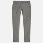 Мужские брюки Napapijri Mana Stretch Summer Medium Grey фото- 0