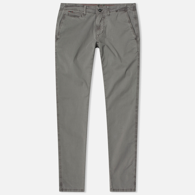 Мужские брюки Napapijri Mana Stretch Summer Medium Grey