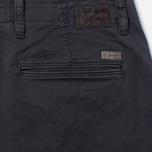 Мужские брюки Napapijri Mana Twill Winter Dark Grey фото- 2