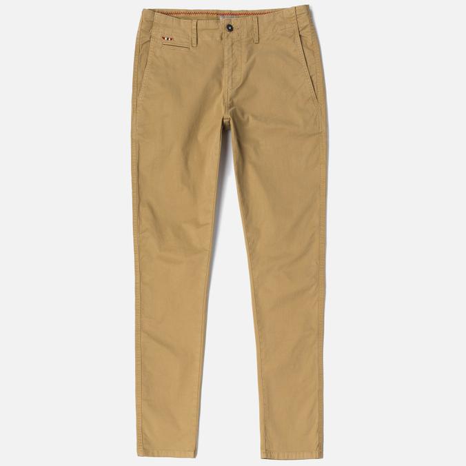Napapijri Mana Twill Men's Trousers Winter Desert