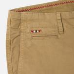 Napapijri Mana Twill Men's Trousers Winter Desert photo- 2
