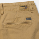 Napapijri Mana Twill Men's Trousers Winter Desert photo- 3