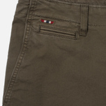 Napapijri Mana Twill Winter Men's Trousers Grey Olive photo- 1
