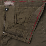 Napapijri Mana Twill Winter Men's Trousers Grey Olive photo- 2