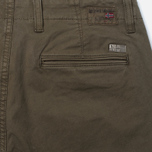 Napapijri Mana Twill Winter Men's Trousers Grey Olive photo- 3