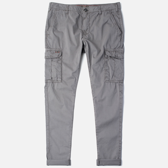 Napapijri Moto Stretch Men's Trousers Lead